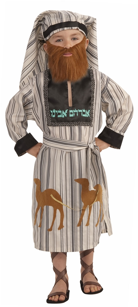 Abraham Child Costume