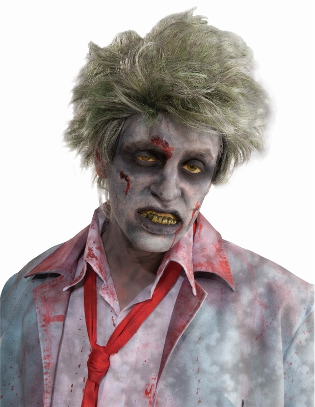 Zombie Grave Adult Wig