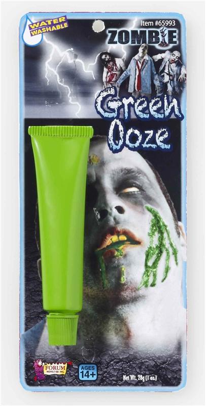 Zombie Green Ooze