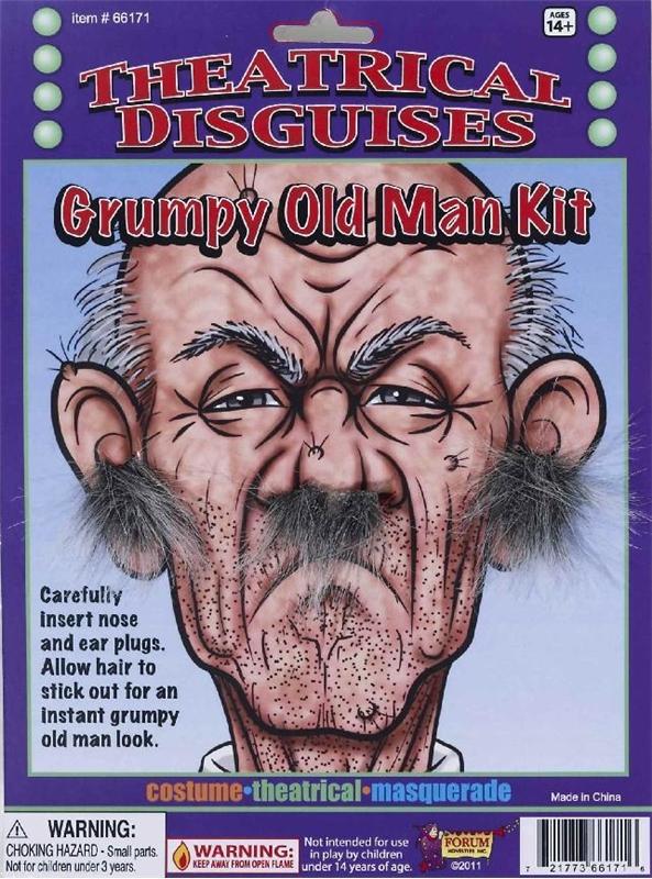 Купить Cranky Old Man Kit