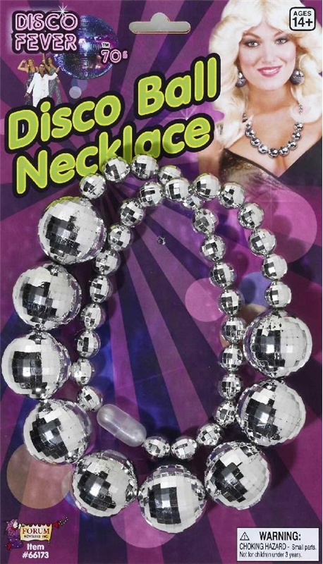Disco Necklace by Forum Novelties