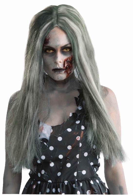 Image of Creepy Zombie Adult Wig