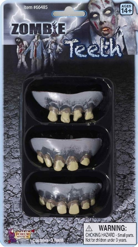 Zombie Teeth Set