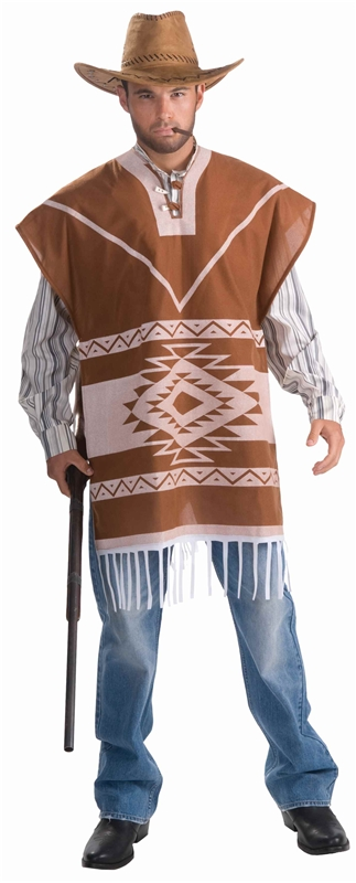 Lonesome Cowboy Adult Costume (Lonesome Cowboy Costume)