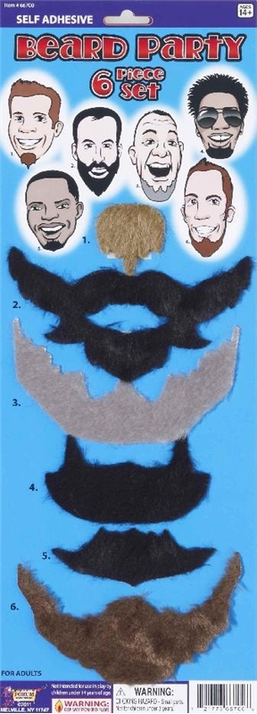 Beard Kit (Ships for $1.99)