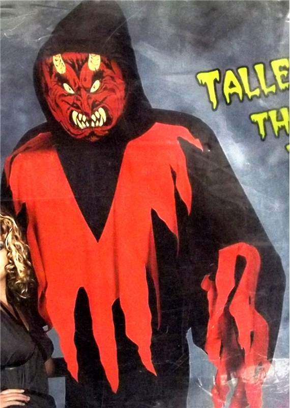 [Devil Tall Terrors Adult Mens Costume] (Devil Tall Terrors Adult Mens Costumes)