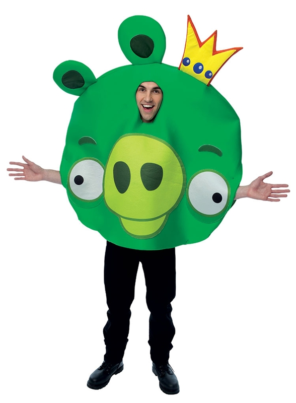 Angry Birds King Pig Adult Costume