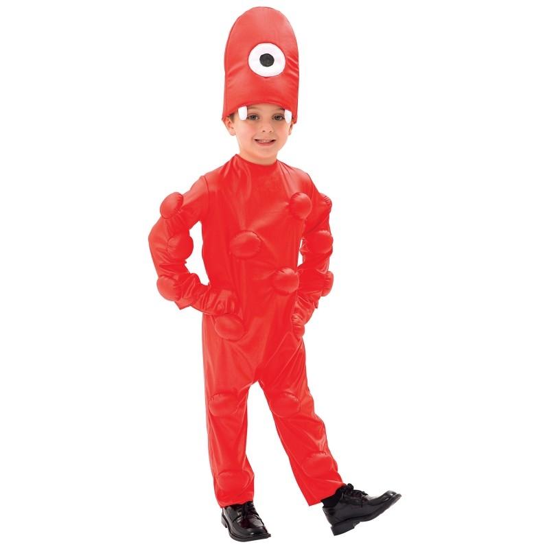 Yo Gabba Gabba Muno Toddler Costume