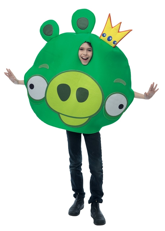 Angry Birds King Pig Child Costume by Morris
