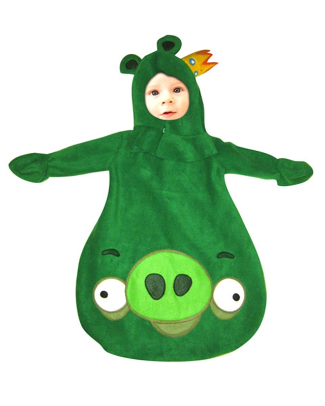 Angry Birds King Pig Infant Costume by Morris