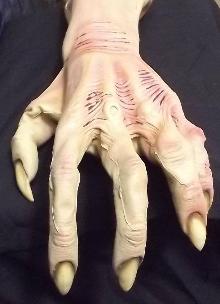 Deluxe Giant Vampire Hands