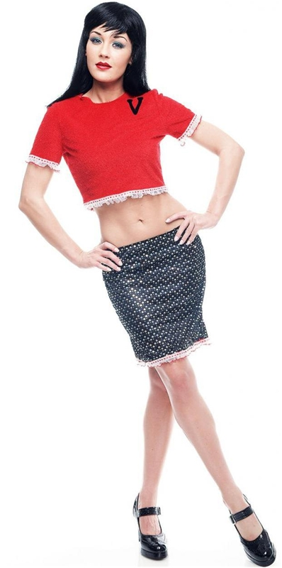 Veronica Deluxe Adult Womens Costume
