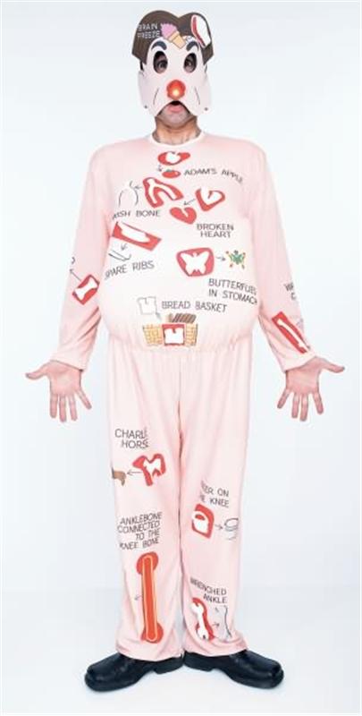 Operation Adult Mens Costume