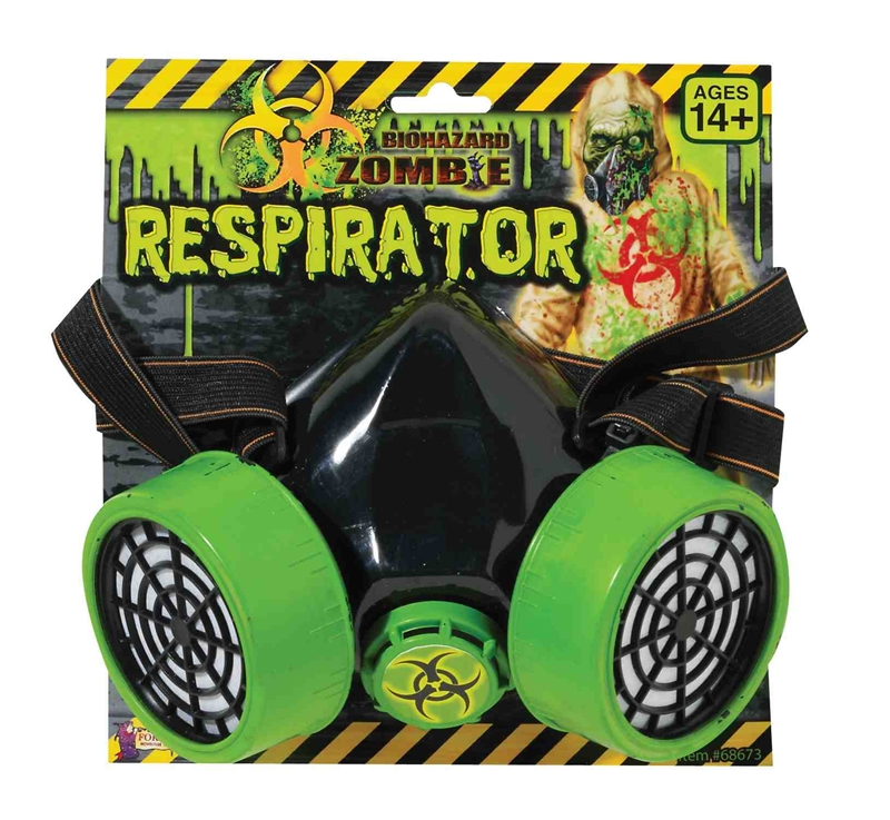Biohazard Respirator Mask