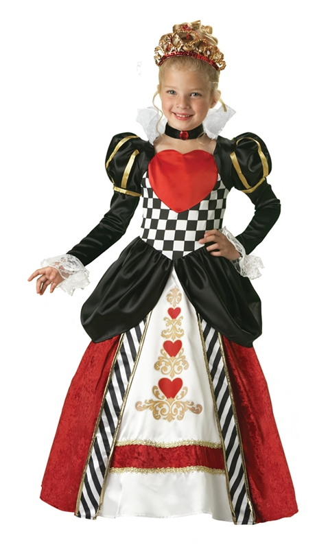 Queen of Hearts Child Costume by Incharacter