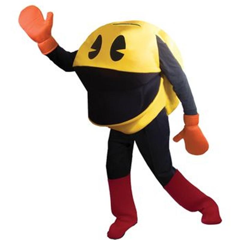 Купить Pac-Man Deluxe Child Costume