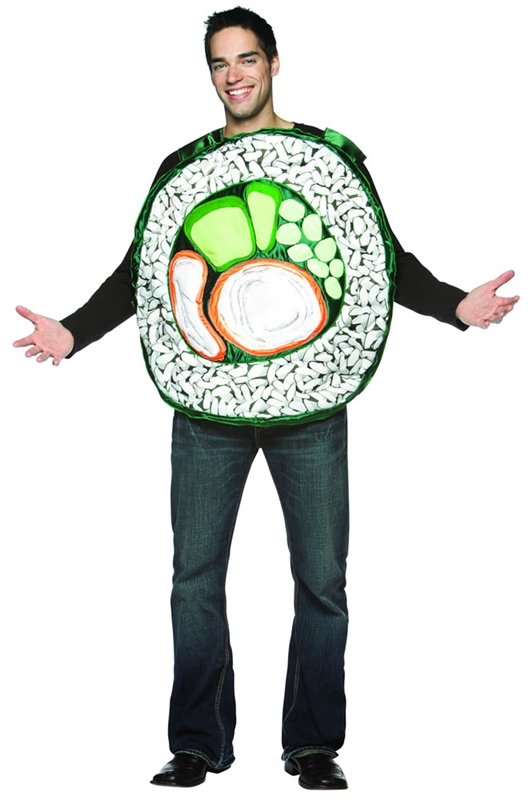 Sushi Roll Adult Costume
