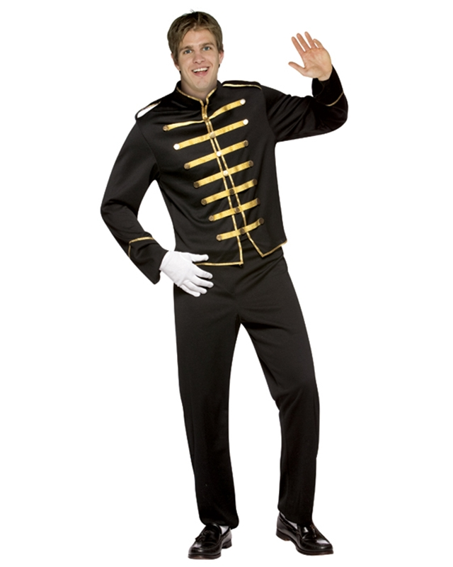 80s Pop Star Adult Costume