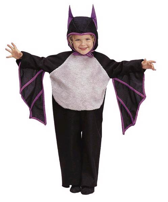 Little Bat Infant Costume