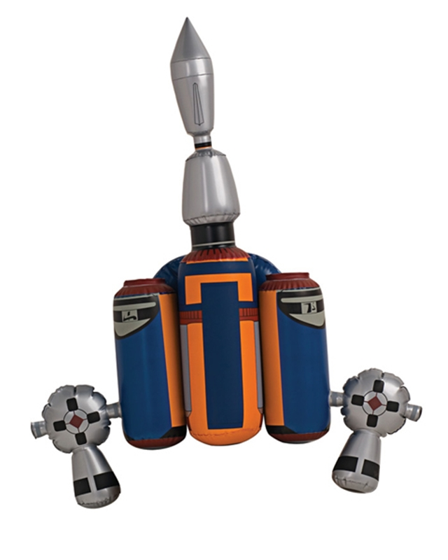 Star Wars Jango Fett Inflatable Backpack