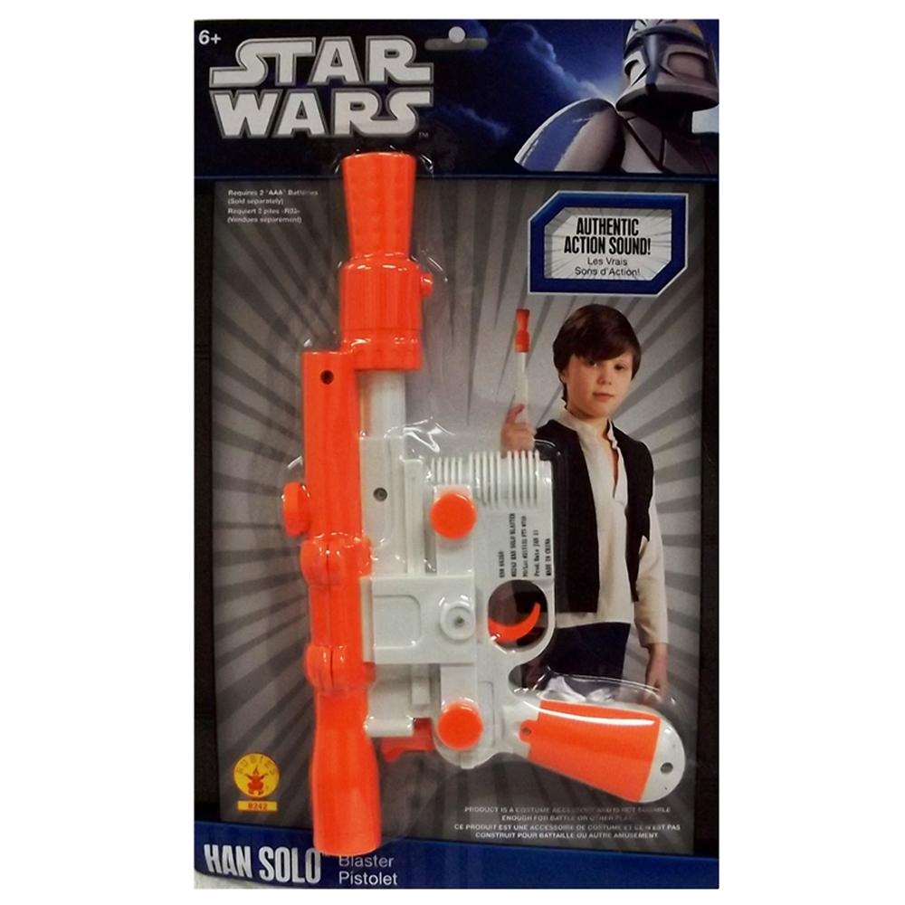 Star Wars Han Solo Blaster 8242