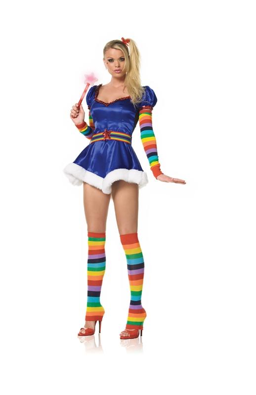Starburst Girl 5pc Costume