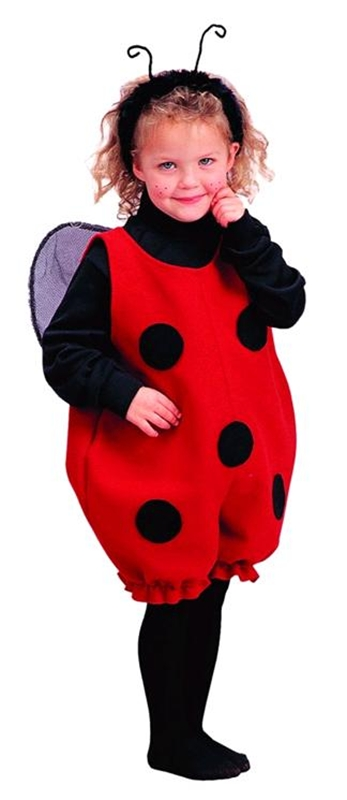 Little Lady Bug Toddler Costume
