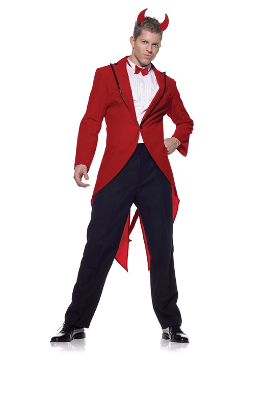 Handsome Devil Plus Size Adult Mens Costume