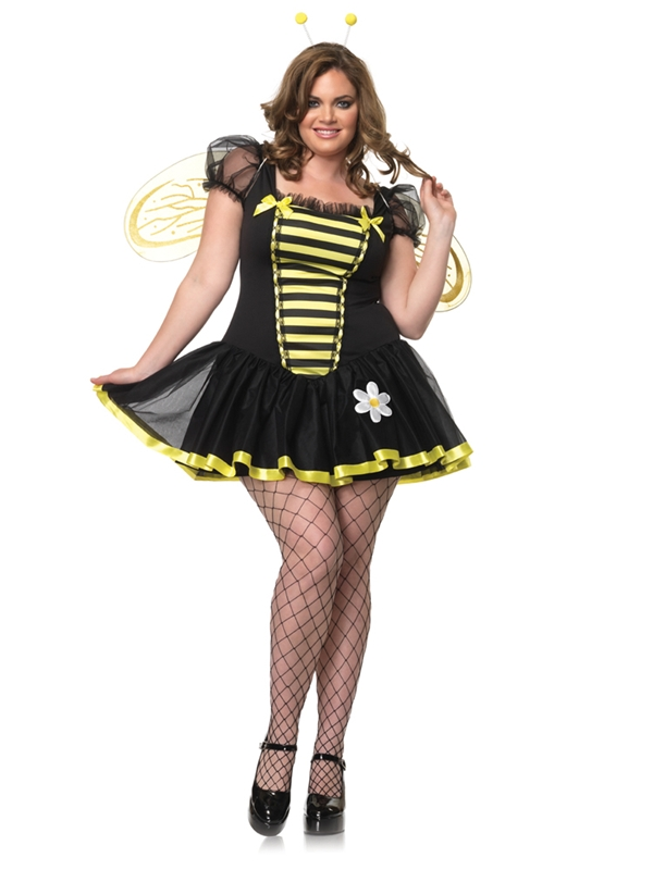 Daisy Bee Plus Size Adult Womens Costume