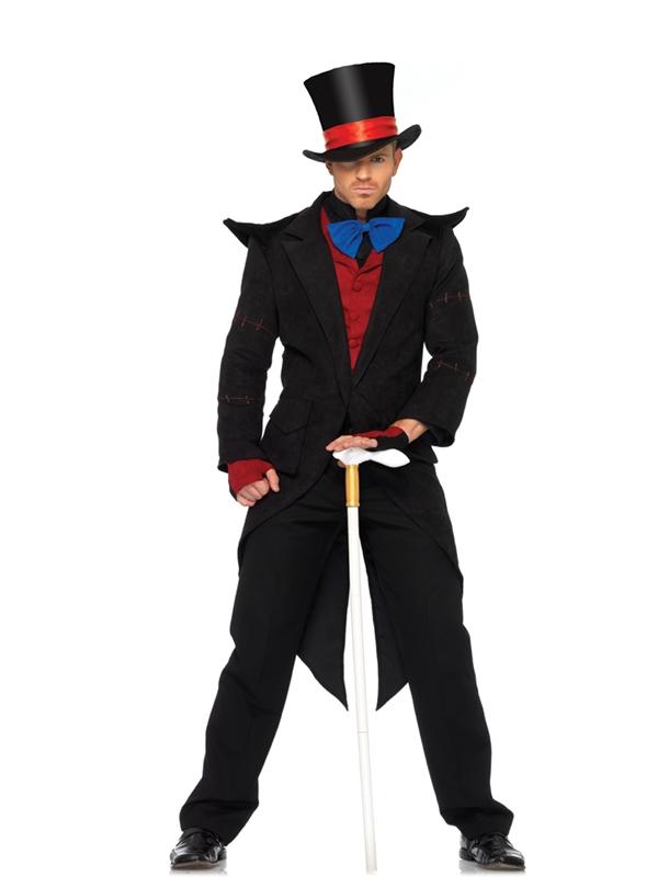 Evil Mad Hatter Adult Mens Costume