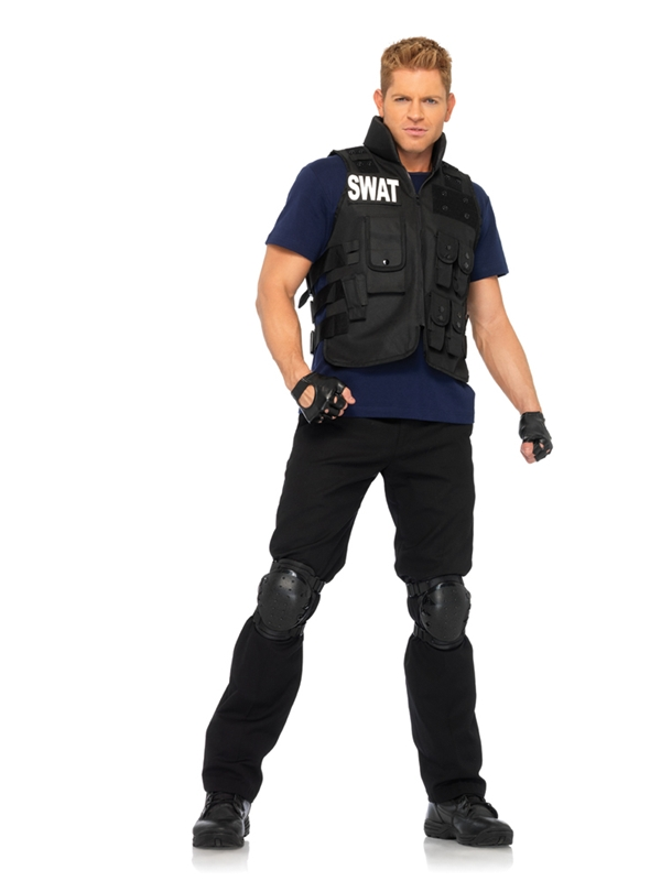 SWAT Commander Adult Mens Costume