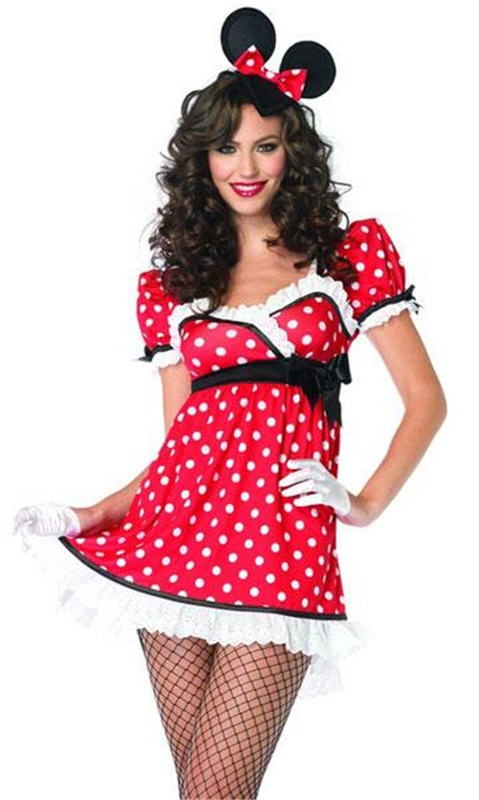 Sweet Miss Mischief Adult Womens Costume by Leg Avenue