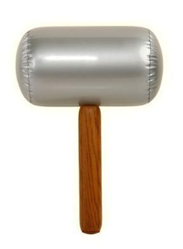 Inflatable Mallet by Rubies