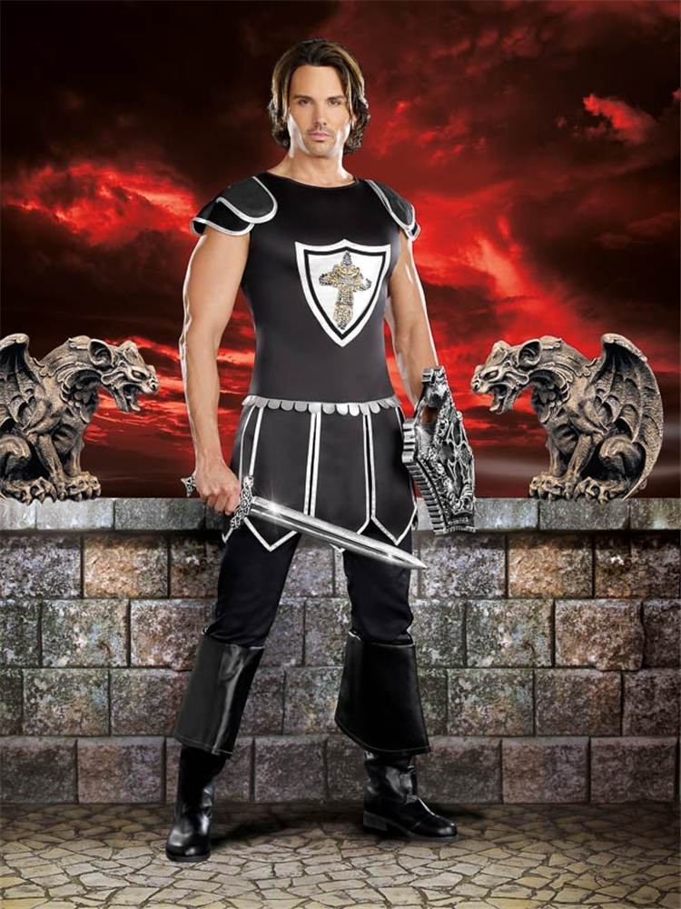 One Hot Knight Adult Male Costume