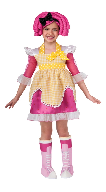 Lalaloopsy Deluxe Crumbs Sugar Cookie Costume