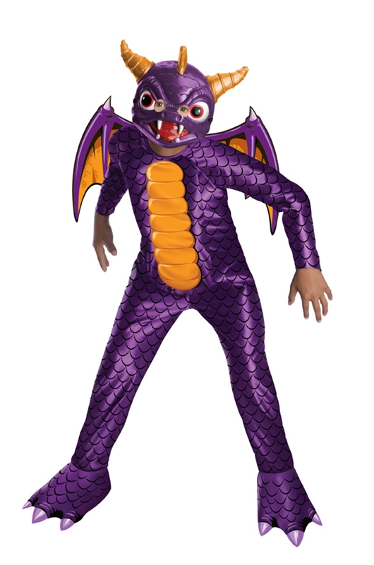 Skylanders Spyro Child Costume