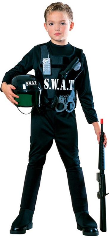 SWAT Team Child Costume
