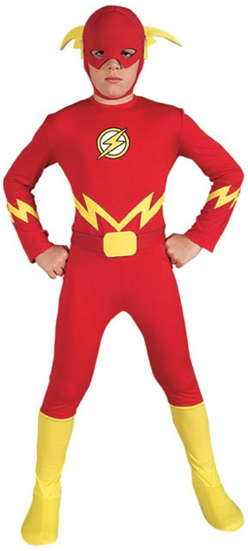 The F (Flash Costume Child)