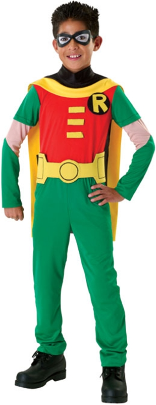 [Teen Titan Robin Child Costume] (Teen Titan Robin Costumes)