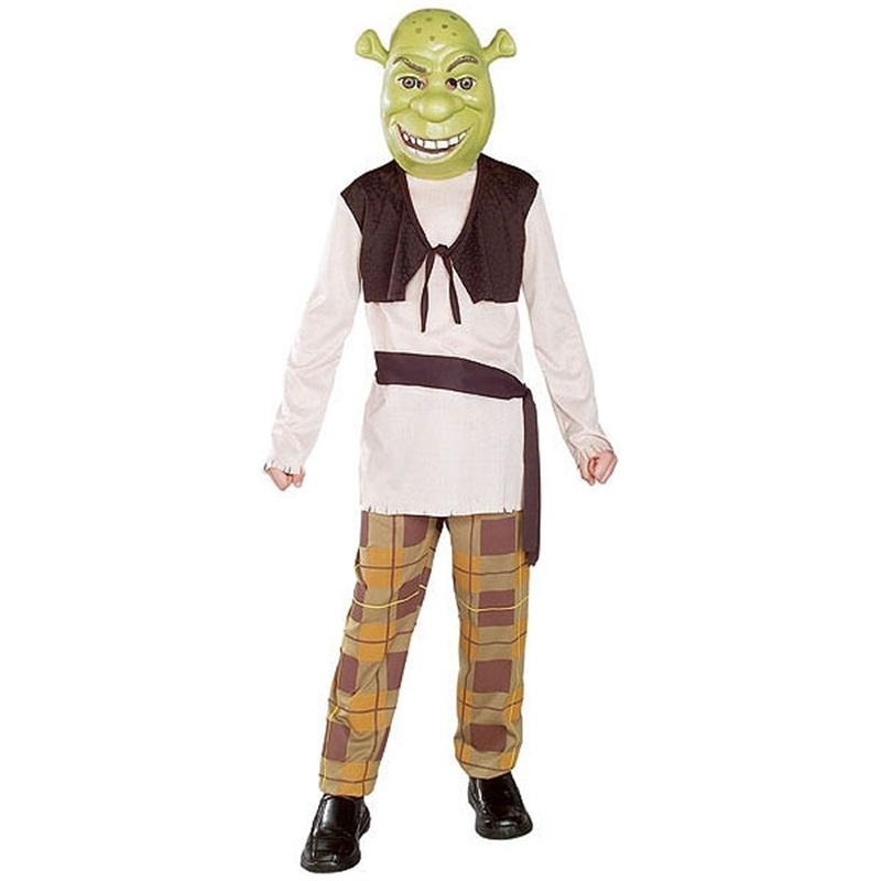 Shrek Child Costume