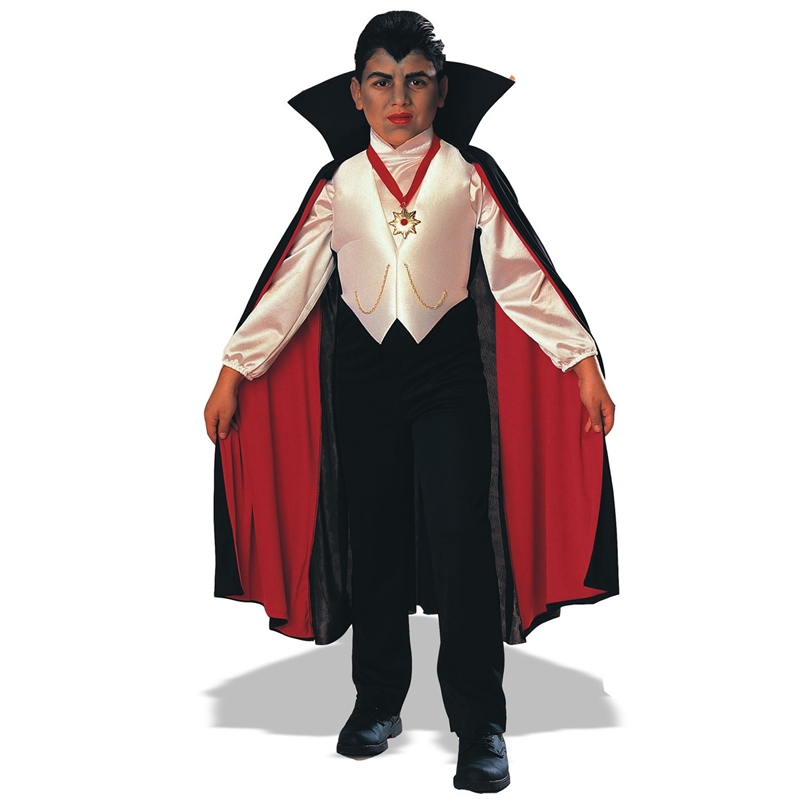 [Universal Monsters Dracula Child Costume] (Monster University Costumes)