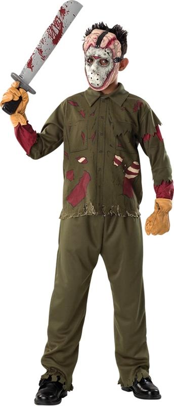 Купить Deluxe Jason Child Costume