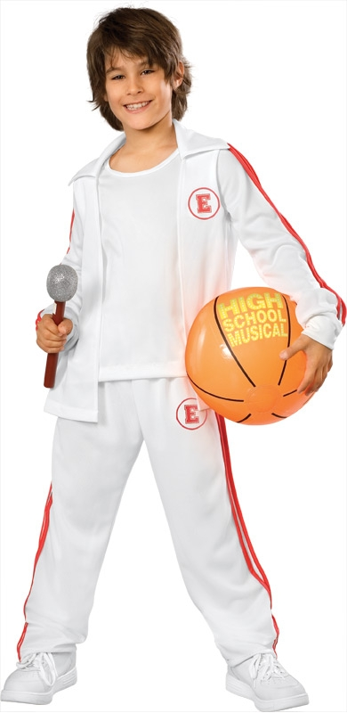 Deluxe Troy High School Musical Child Costume by Rubies