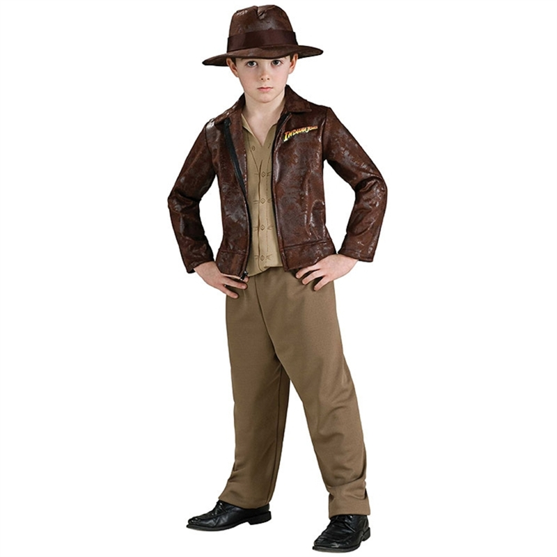 Deluxe Indiana Jones Child Costume
