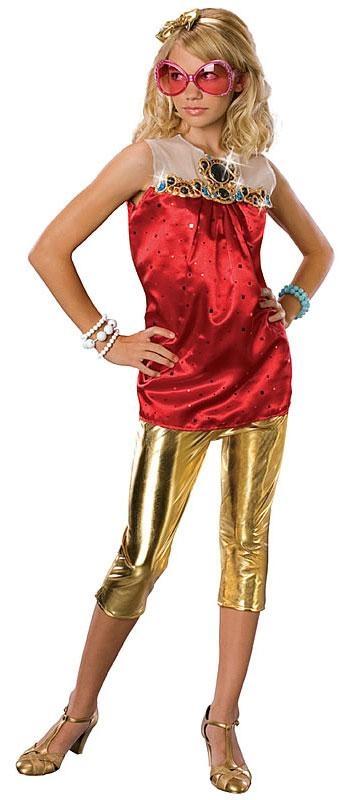 High School Musical 2 Sharpay Child Costume