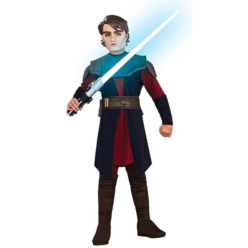 Star Wars Deluxe EVA Anakin Skywalker Child Costume by Rubies