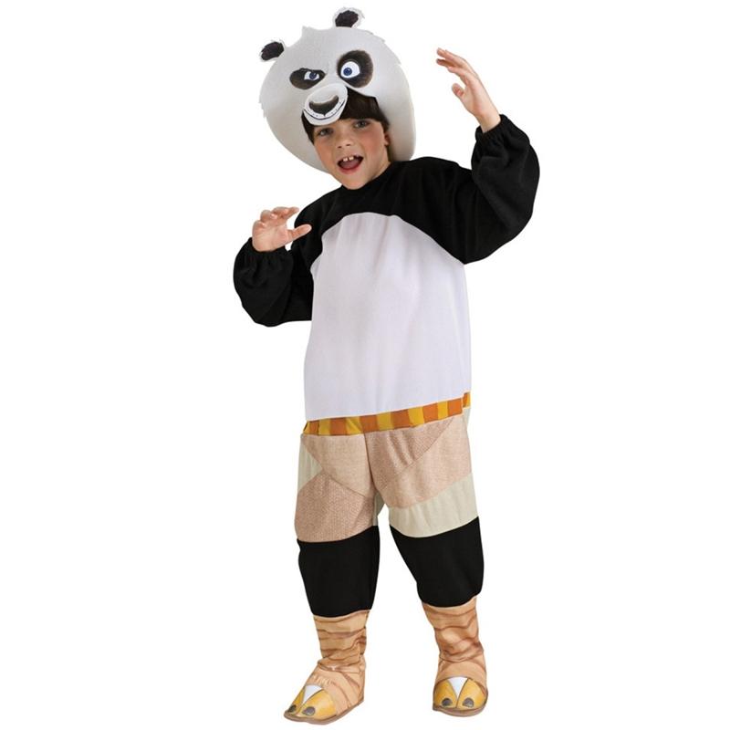Kung Fu Panda Child Costume