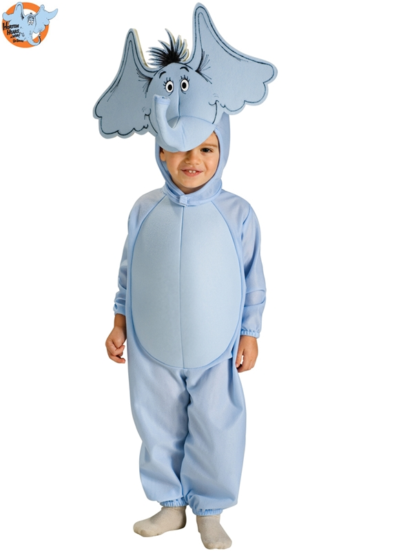 Horton The Elephant Child Costume