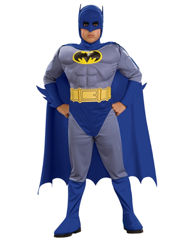 Batman The Brave and The Bold Child Costume