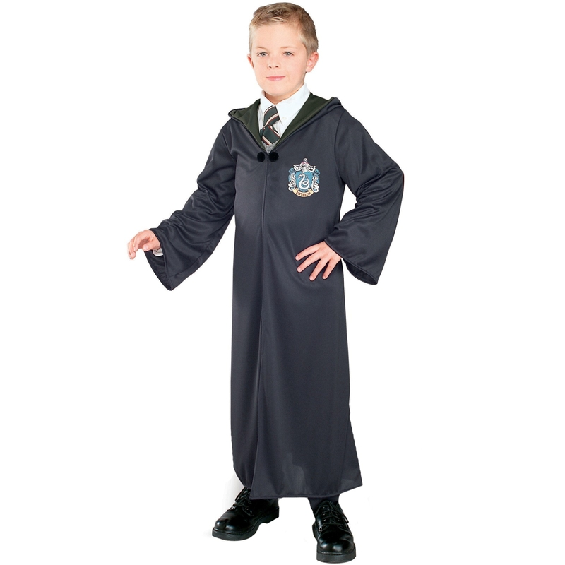 Harry Potter Slytherin Robe Child Costume